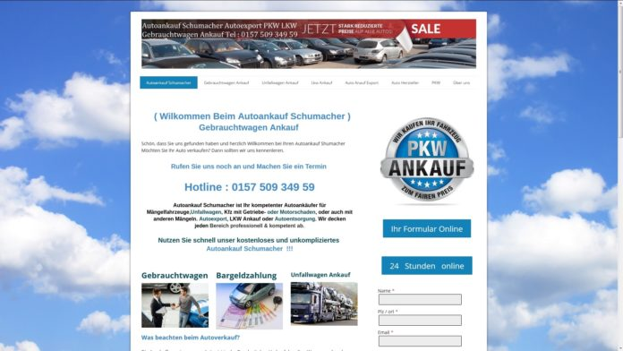 Wir Kaufen Ihr Auto Erfahrungsberichte