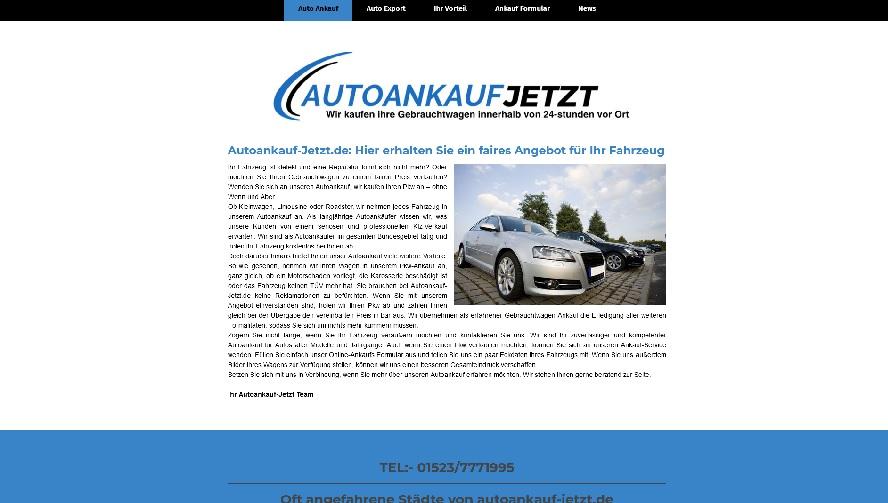 Autohändler in Kaiserslautern
