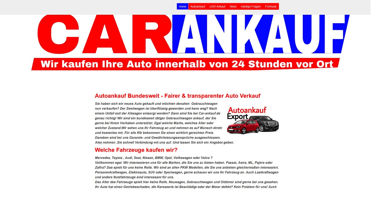 Autoankauf Offenbach Am Main